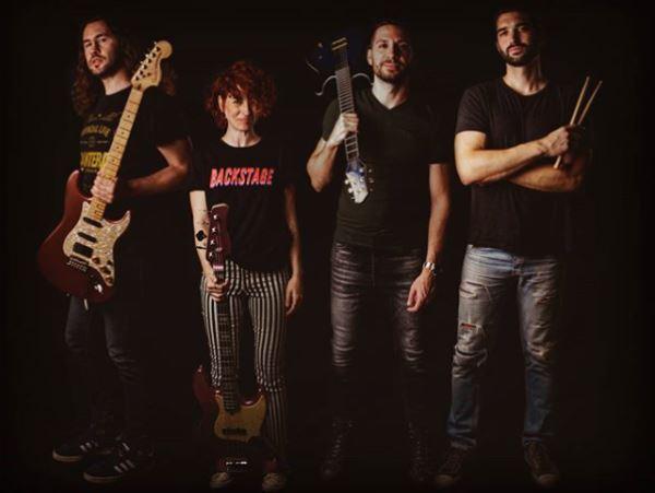 "FOUR SIDES OF STRANGE: Ακούστε την metal διασκευή τους στο ""Incomplete"" των Backstreet Boys"