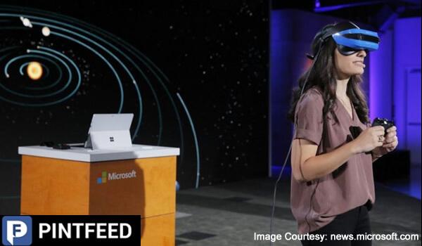 PintFeed   Microsoft Mixed Reality