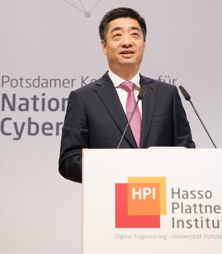 Ken Hu, Deputy Chairman of Huawei
