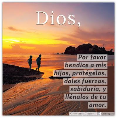 Oración de la Mañana por los Hijos
