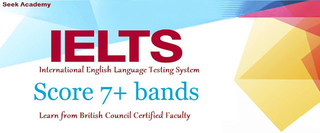IELTS Coaching Center in Delhi