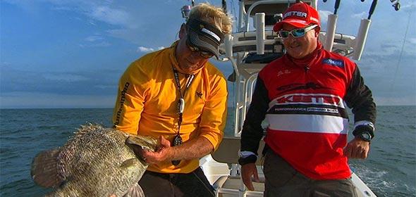 Capt Blair Wiggins Space Coast Flounder