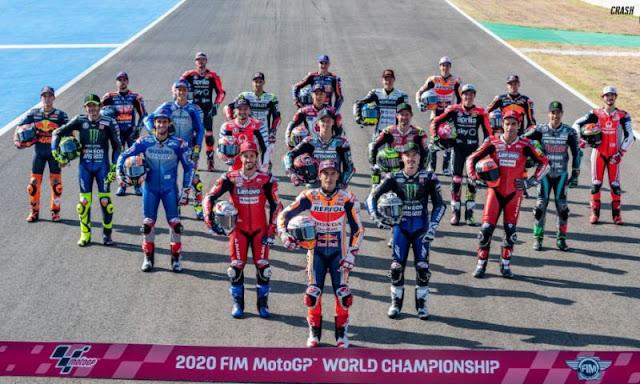 Klasemen MotoGP 2020
