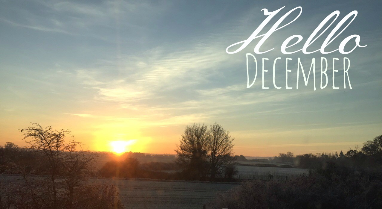 Formidable Joy | Formidable Joy Blog | Hello December | Lifestyle