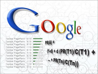 Cách google tính PageRank dichvubacklinks.com