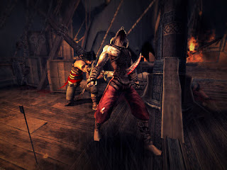 PRINCE OF PERSIA WARRIOR WITHIN Cover Photo