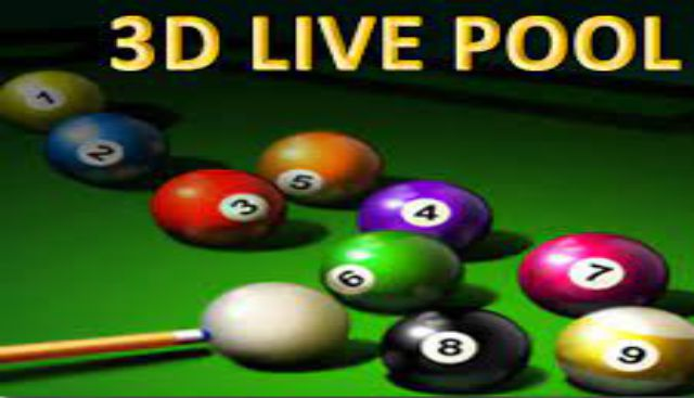 3D Live Pool PC Game Free Download