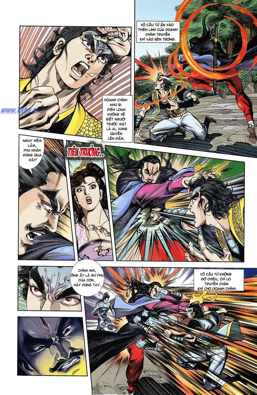 Tần Vương Doanh Chính chapter 16 trang 26