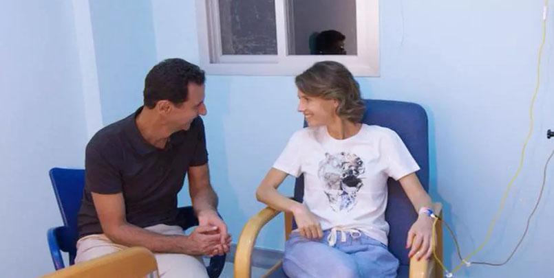 بشار الأسد وزوجته.سوريا / إصابة بشار الأسد وزوجته بفيروس كورونا.الرئيس الأسد والسيدة أسماء الأسد.Bashar al-Assad.#بشار_الأسد #سوريا #فيروس #كورونا