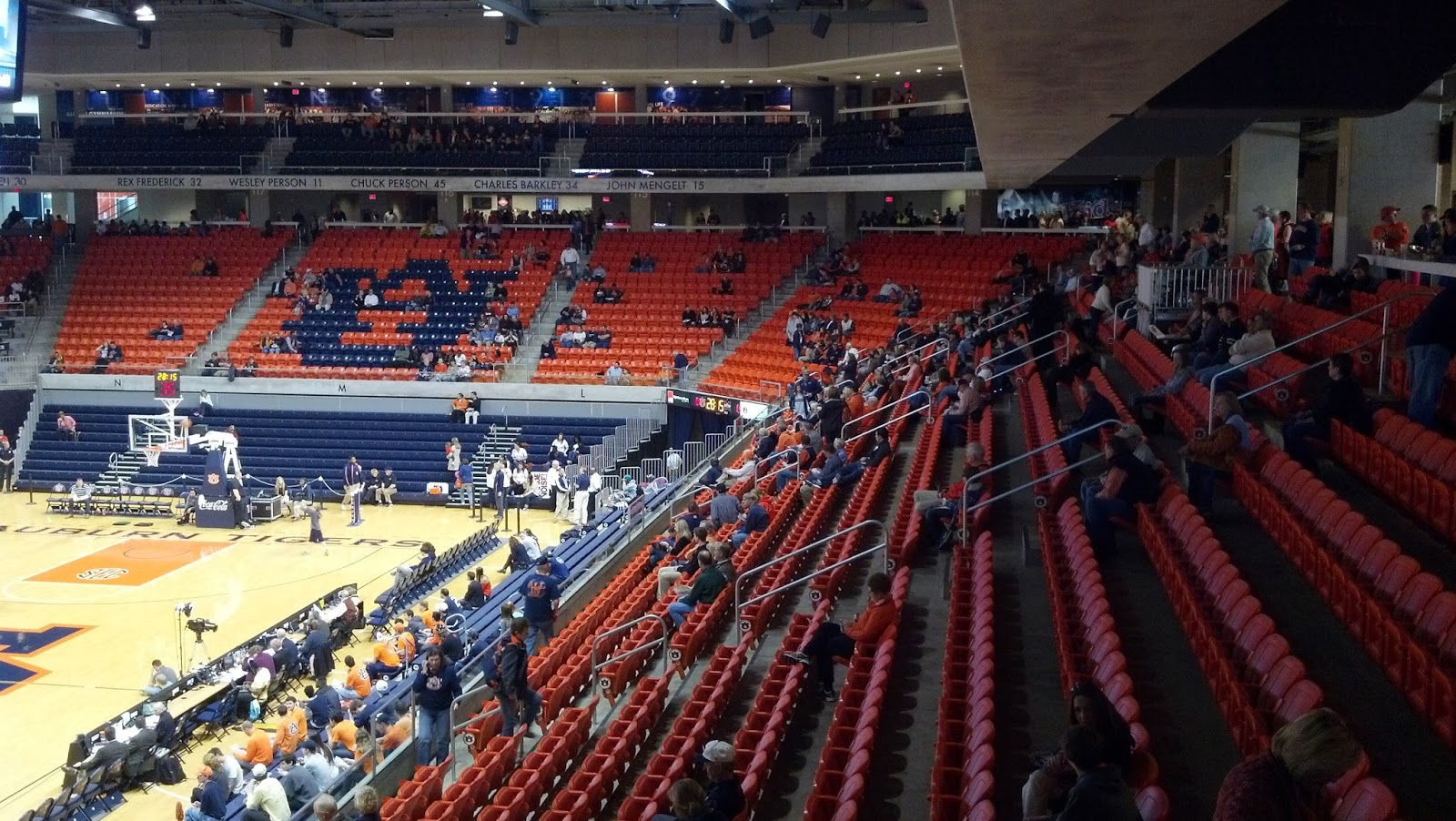 Scolin S Sports Venues Visited 150 Auburn University