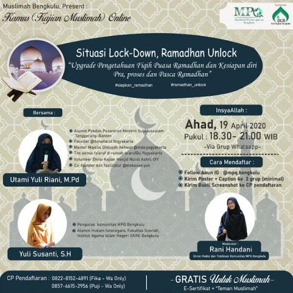 Fikih Ramadhan MPQ