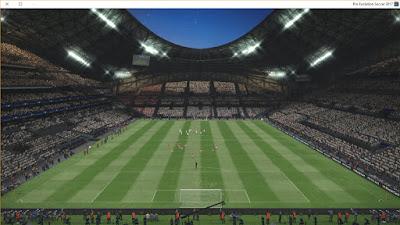 PES 2017 VELODROME - FRANCE EURO 2016