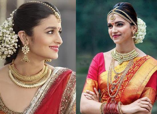 match your jewellery and lehenga