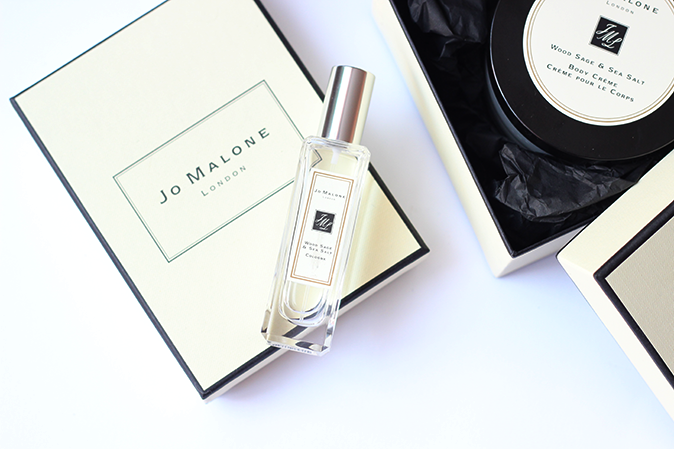 Jo Malone Wood Sage & Sea Salt Collection