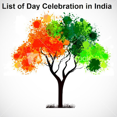 List of Day Celebration in India