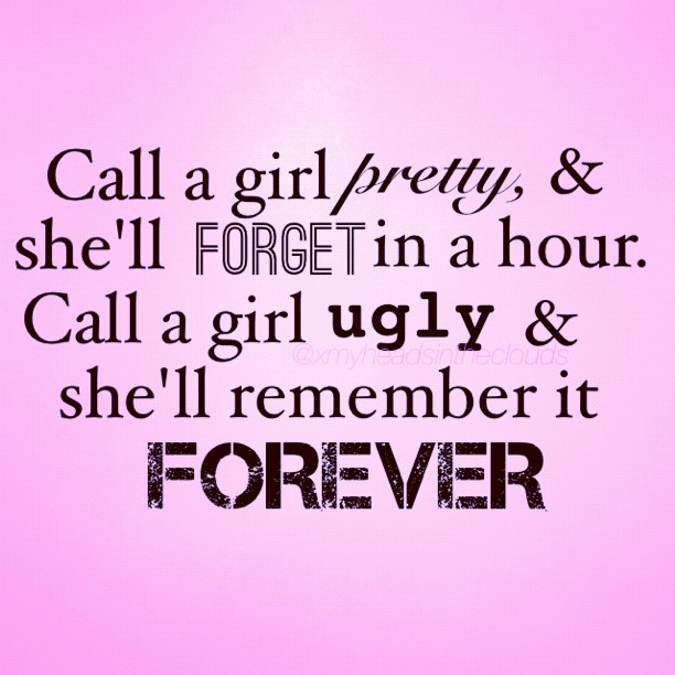 Ugly Women Quotes: MyLimassol: Pretty Ugly
