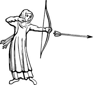 Cara Menghitung Panjang Tali Busur Pada Lingkaran