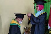 puluhan siswa-siswi Pendidikan Anak Usia Dini Al-Qur'an (PAUDQu) Kharisma