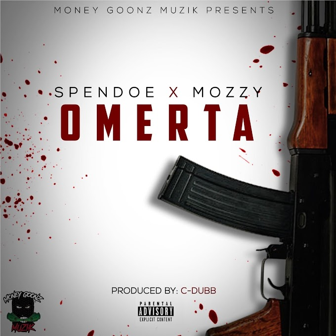 """SpenDoe Drops A Crazy New Track Featuring Mozzy Titled """"Omertà"""""""