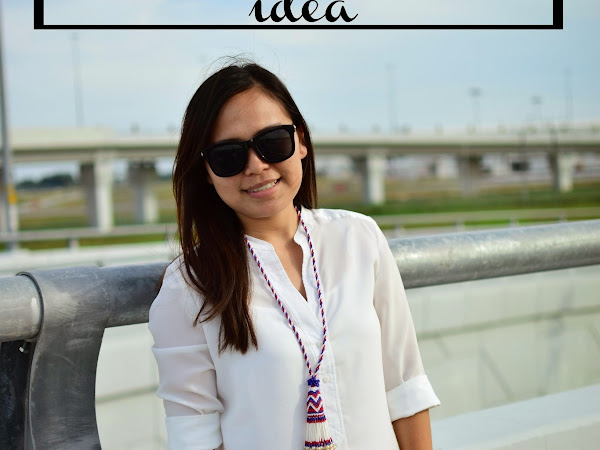 Outfit Diary : Airport outfit idea | Kenyah  Badeng necklace