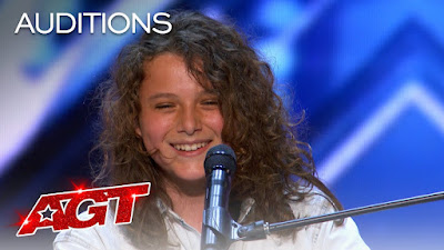 """14-Year-Old Dylan Zangwill Performs """"Somebody to Love"""" by Queen - America's Got Talent 2021"""