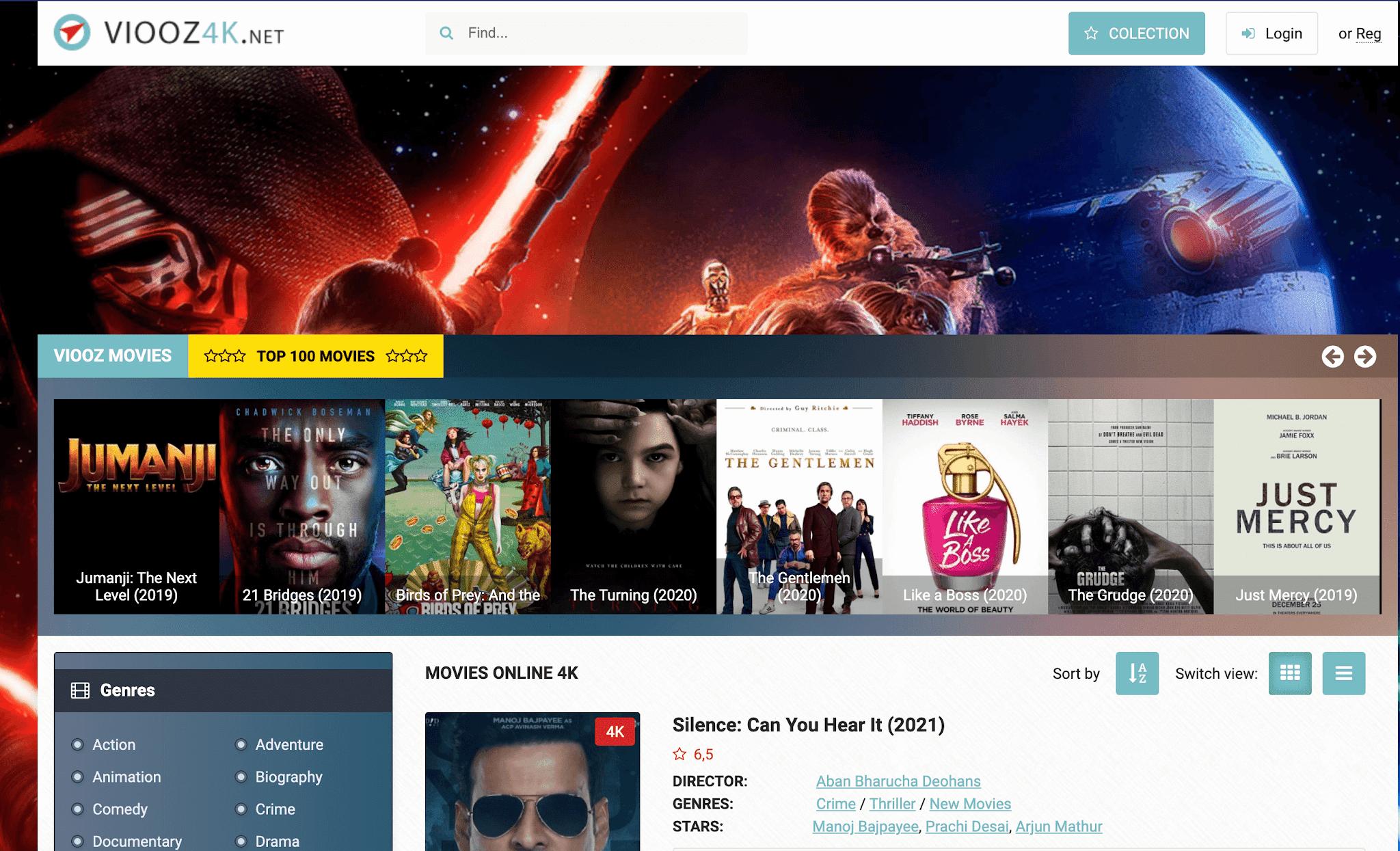 Viooz 4k 2021 Website