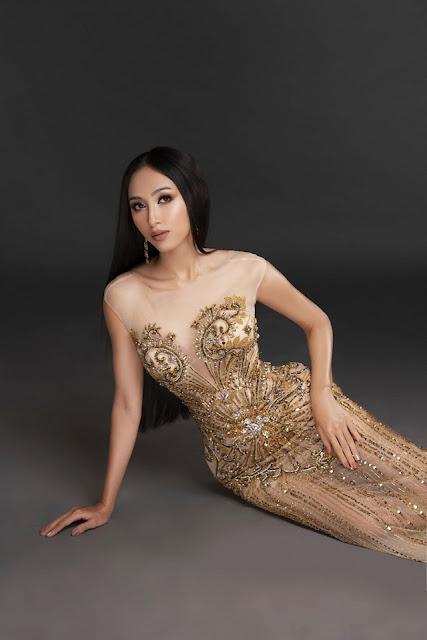 Thu Hiền đại diện Việt Nam chinh phục Hoa hậu Châu Á Thái Bình Dương 6