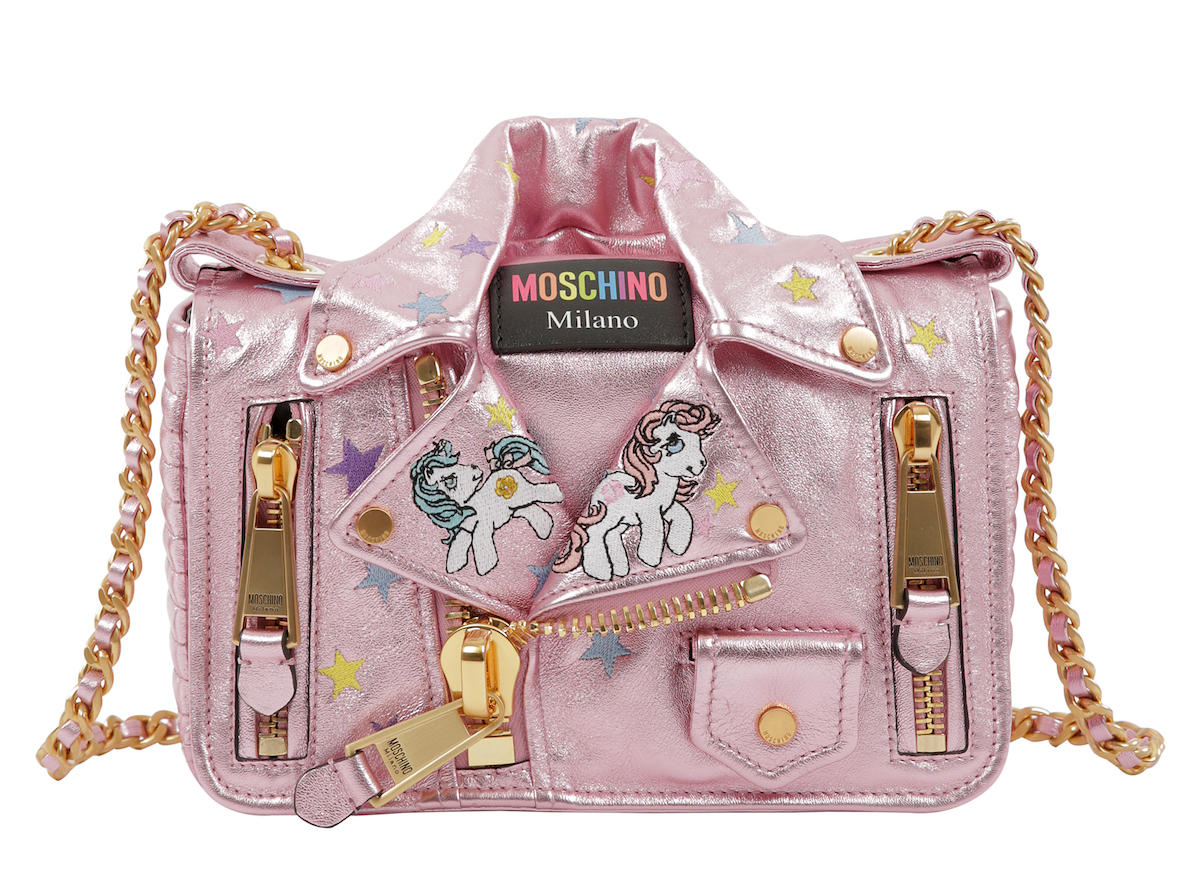 Moschino's SS18 My Little Pony Capsule Collection