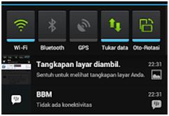 Cara Membuat BOM PING BBM di Android
