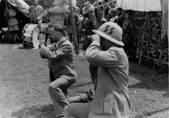 Fotografías de la expedición nazi al Tíbet