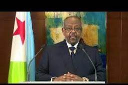 Inilah Pidato Presiden Djibouti, Ismaël Omar Guelleh di Debat Umum PBB ke 75
