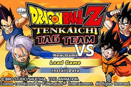 Free Download Game Dragon Ball Tag VS for Computer PC or Laptop