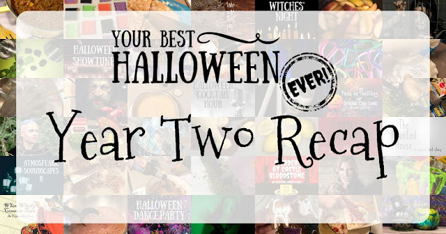 your best halloween ever, year two recap