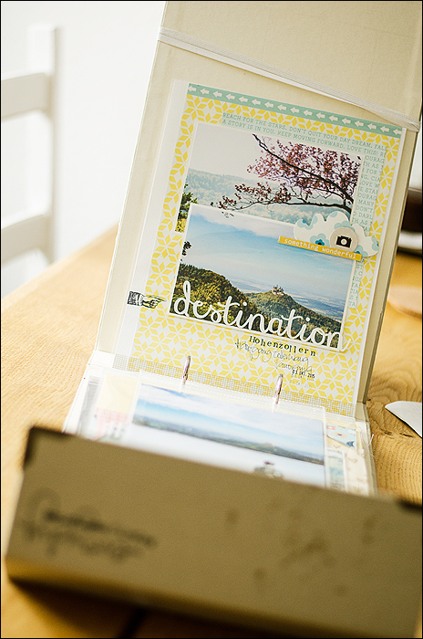 Scrapbooking-Album-DIY-DRing