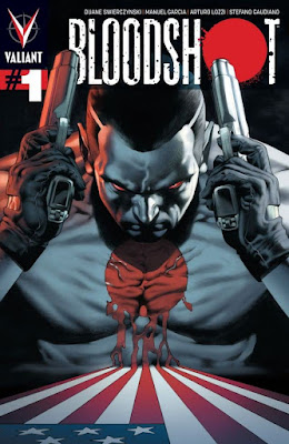 Bloodshot (2012) Comic Issue 1 Free Download