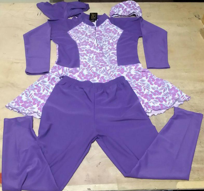 Contoh Baju Renang Anak Perempuan Umur 12 Tahun