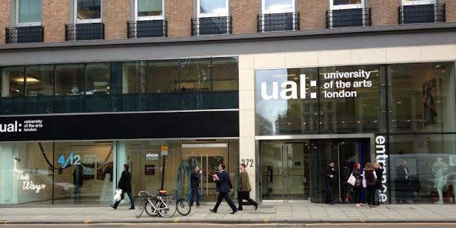 جامعة لندن للفنون