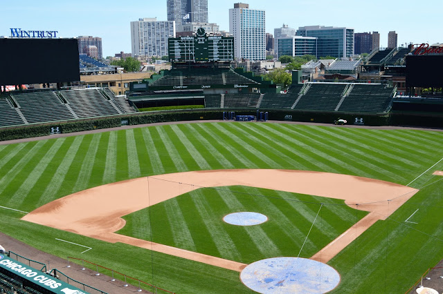 Travel With Kids - Chicago Cubs