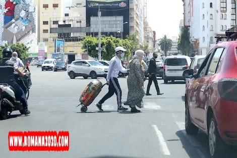 أخبار المغرب: شوارع الدار البيضاء تكتظ من جديد بعد رفع الحجر الصحي