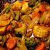 Quick, easy, tasty Vegetable stir fry!