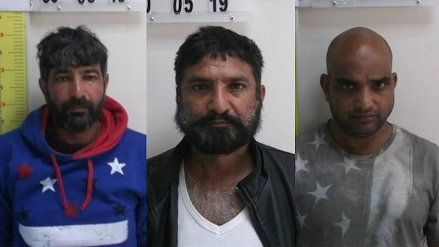 Το δρομολόγιο του φόνου από το Άργος στη Βοιωτία - Πακιστανοί δολοφόνησαν ομοεθνή τους