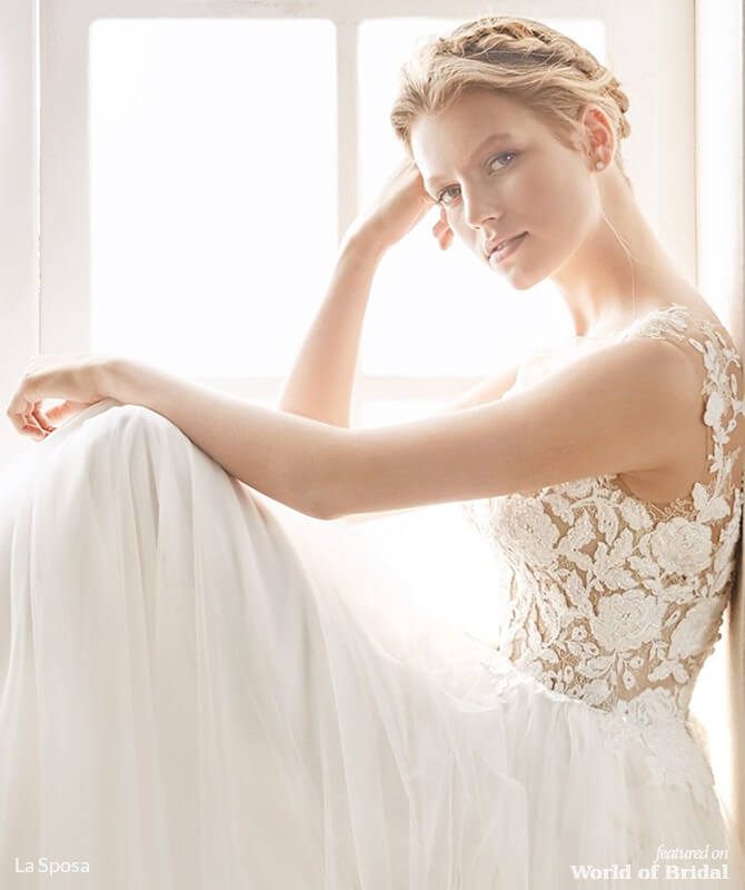 La Sposa 2019 Wedding Dresses World Of Bridal