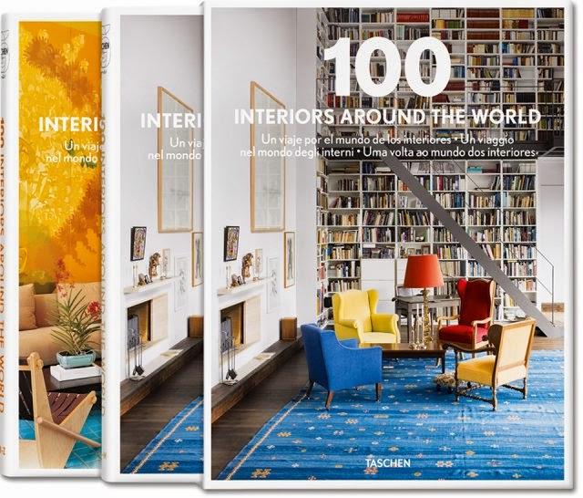 100 Interiores alrededor del mundo TASCHEN