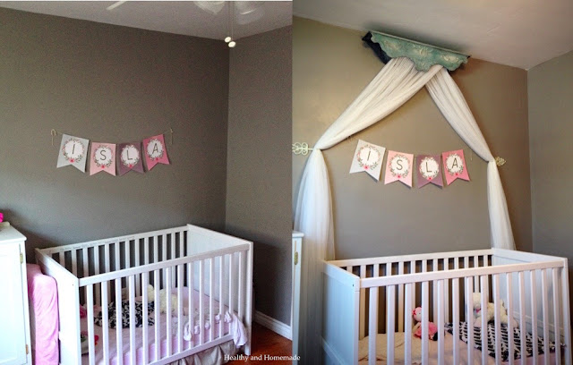 Healthy And Homemade Easy Diy Crib Canopy