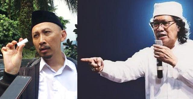 Cak Nun Ingin Keadilan Ditegakkan: Mau Abu Janda, Bau Gosok, Abu Lahab, Abu Rokok Sekalipun!
