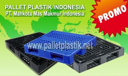 pallet plastik indonesia