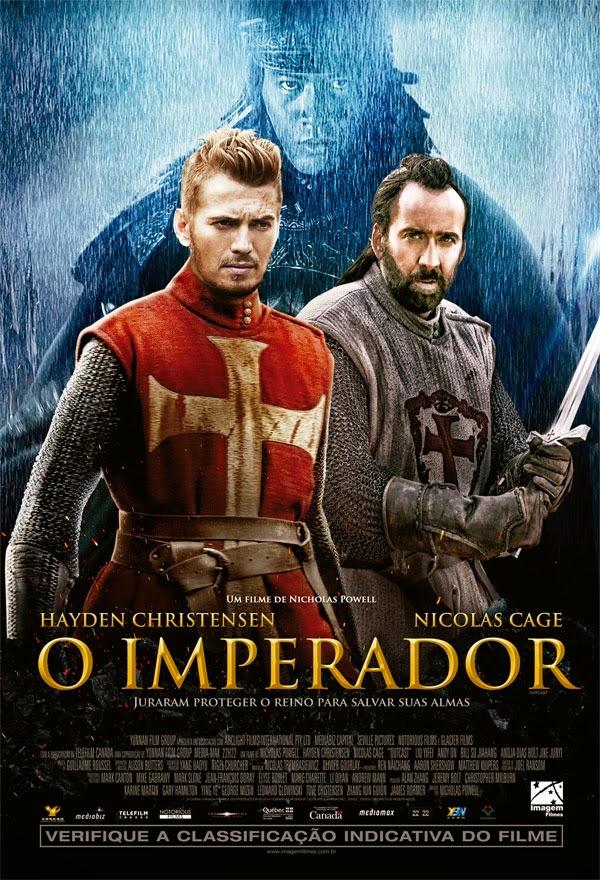 O Imperador – Dublado (2014)