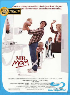 Señor Mamá (Mr. Mom) [1983] HD [1080p] Latino [GoogleDrive] PGD