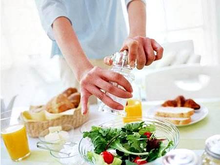 Alimentos intoxicación preparación