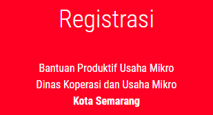 Pendaftaran BPUM 2021 untuk daerah Kota Semarang telah dibuka kembali. Berdasarkan surat dari Kementerian Koperasi dan UKM (Kemenkop UKM) Republik Indonesia, pendaftaran BPUM 2021 untuk daerah Kota Semarang akan dibuka hingga 13 September 2021 mendatang.